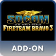 SOCOM: Fireteam Bravo 3 Online Entitlement