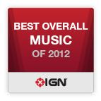 Best Overall MUSIC of 2012 - IGN