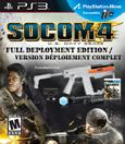 SOCOM 4 U.S. Navy SEALs Full Deployment Edition