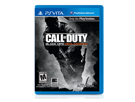 PlayStation®Vita Call of Duty® Black Ops: Declassified Bundle