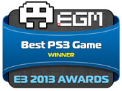 Best PS3 Game Winner