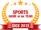 Dice 2013 - Sports Game of  the Year