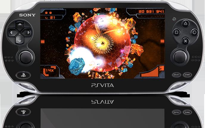PS Vita OLED Screen