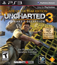 UNCHARTED 3: Drake Deception - GAME OF THE YEAR EDITION