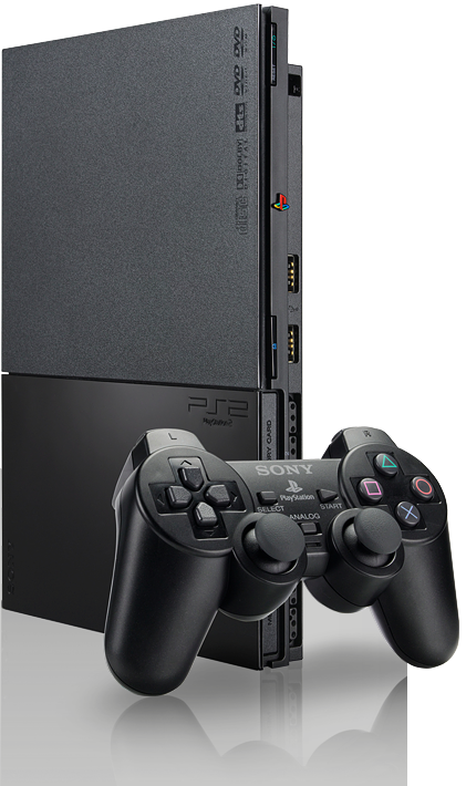 The PlayStation 2 video game console