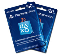 PlayStation®Network Card