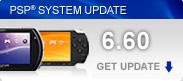 PSP® Atualização do sistema