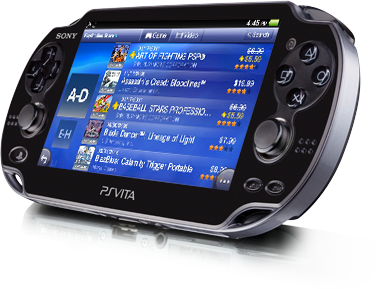 PS Vita System
