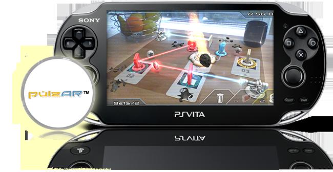 PS Vita PulzAR™