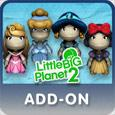 LittleBigPlanet 2 Disney Princesses Costume Pack