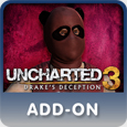 UNCHARTED 3: Drake's Deception™ Panda Mask