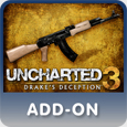 UNCHARTED 3: Drake's Deception™ Navarro's AK