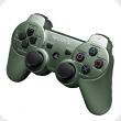 DUALSHOCK®3 Jungle Green - PS3™ Accessories