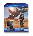 PlayStation®3 Uncharted 3: Drake's Deception™ Bundle