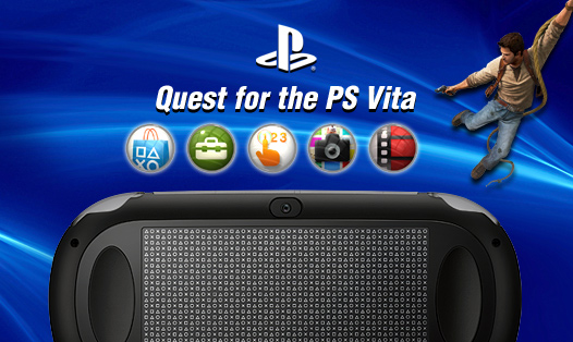 Quest for the PS Vita